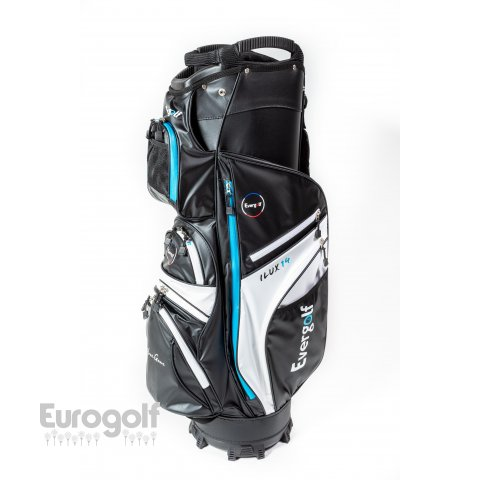 Sacs golf produit ILUX 14 Waterproof de Evergolf