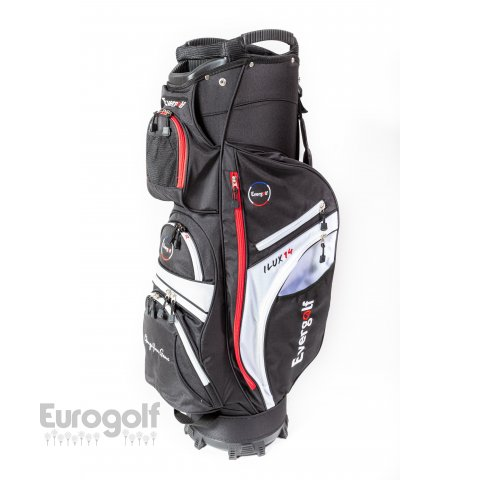 Sacs golf produit ILUX 14 de Evergolf