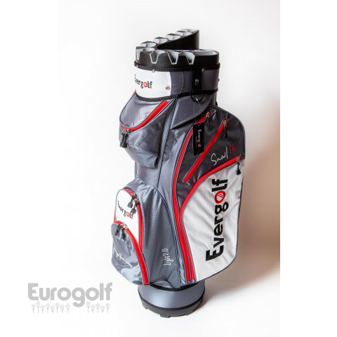 Sacs golf produit LIGHT Snail 2.0 de Evergolf