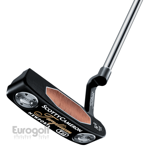 Putters golf produit T22 Newport de Scotty Cameron