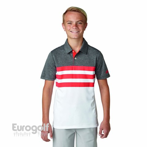 Vêtements golf produit Collection Enfant 2018 de adidas