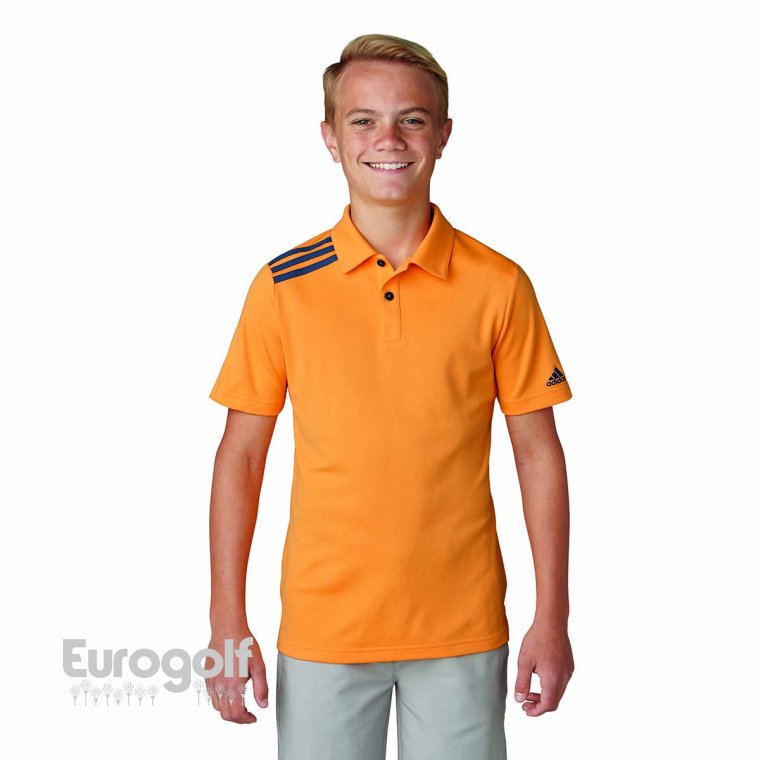 Vêtements golf produit Collection Enfant 2018 de Adidas  Image n°3