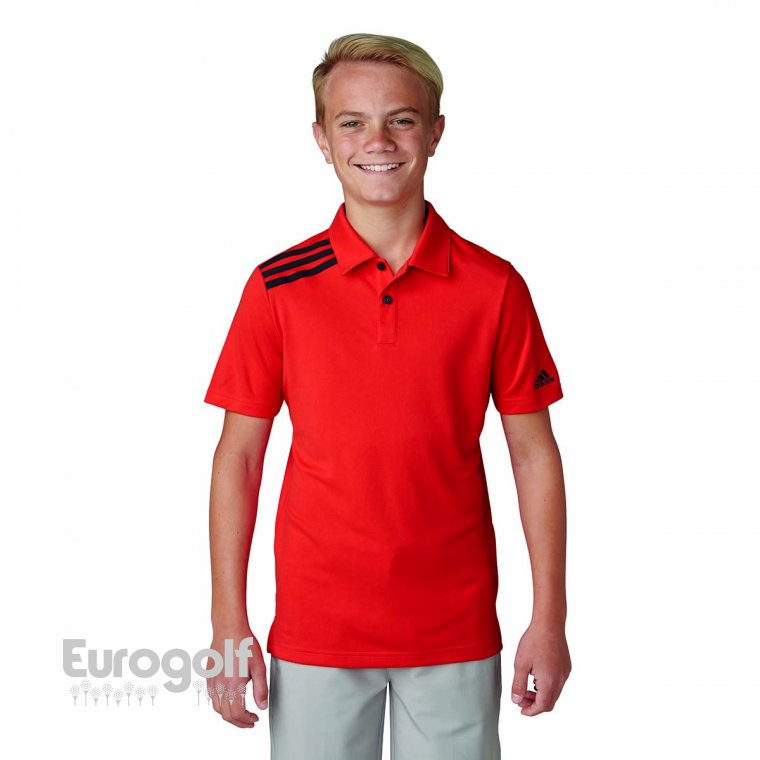 Vêtements golf produit Collection Enfant 2018 de Adidas  Image n°6