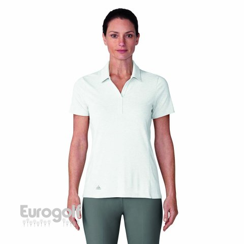 Vêtements golf produit Collection Core Femme 2018 de Adidas
