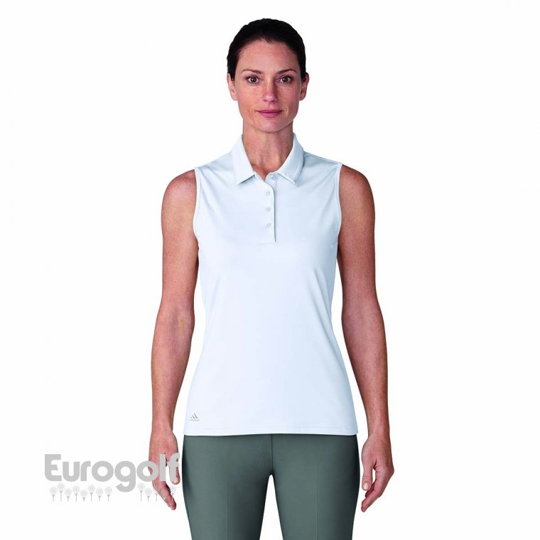 Vêtements golf produit Collection Core Femme 2018 de adidas  Image n°3