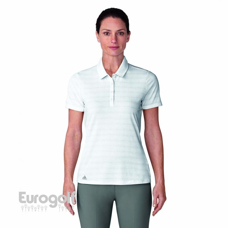 Vêtements golf produit Collection Core Femme 2018 de adidas  Image n°4