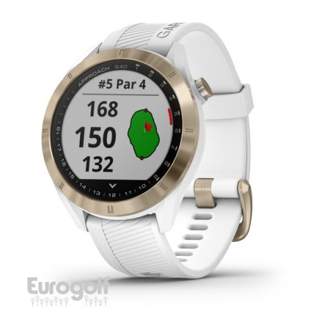 High tech golf produit Montre GPS S40 de Garmin