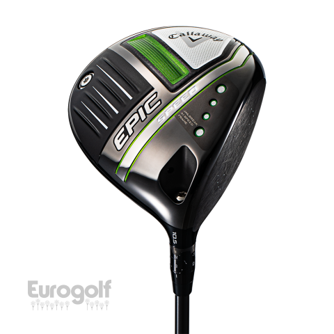 Drivers golf produit Driver Epic Speed de Callaway