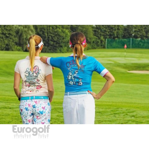 Vêtements golf produit Collection printemps / été 2019 de Girls Golf