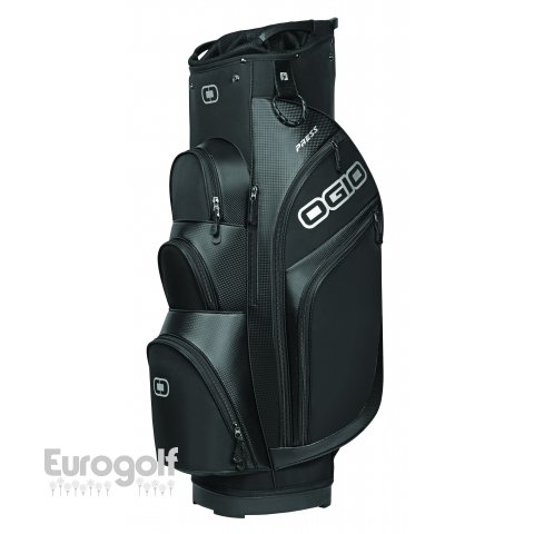 Sacs golf produit Press de OGIO