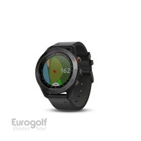 High tech golf produit Montre GPS S60 de Garmin