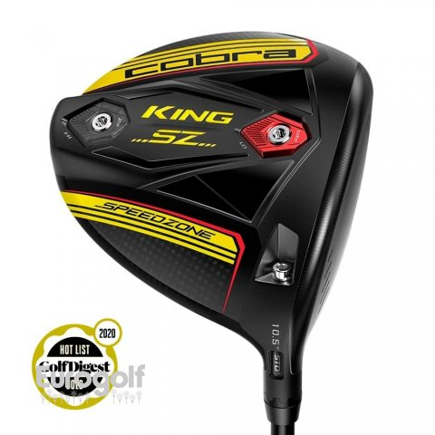 Drivers golf produit Driver King Speed Zone de Cobra